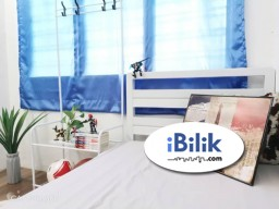 Room Rental in Selangor - comfortable Urgent Move In. Small Room for rent