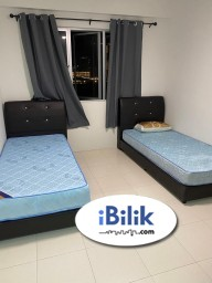 Room Rental in  - Middle Room at Halaman Seroja, Batu Kawan