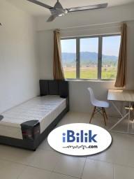 Room Rental in  - Single Room at Halaman Seroja, Batu Kawan