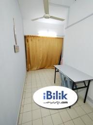Room Rental in Petaling Jaya - Comfy Room Rental in BU7, Bandar Utama with No Deposit & Free WIFI 📶