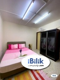 Room Rental in Malaysia - Cozy Zero Deposit @ Medium Room at Bangsar, Kuala Lumpur