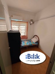 Room Rental in Malaysia - 🚶♂️ to Seputeh KTM Station! 🛌 Single Room at Seputeh, Kuala Lumpur Near MidValley Megamall