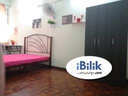 Room Rental in Malaysia - No Deposit ❌ Middle Room at Seputeh, Kuala Lumpur Near Old Klang Road / Bangsar