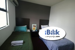 Room Rental in Malaysia - Middle Room at Puchong, Selangor