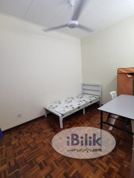 Room Rental in Selangor - Comfort Newly unit. Small Room For Rent at Setia Alam, Shah Alam Near Top Glove or Mall