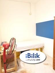 Room Rental in  - Fully Furnish Single Room for rent @ BU2