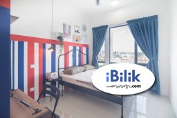 Room Rental in Malaysia - Fully Furnished Executive Queen size room