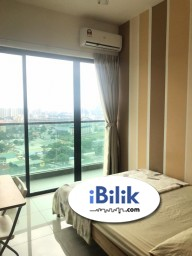 Room Rental in Malaysia - Queen size Room with Balcony (Direct-to-Owner)