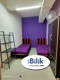 Room Rental in  - 👣🚇 Room for rent in Kota Damansara 3 Mins Only Walking distance MRT