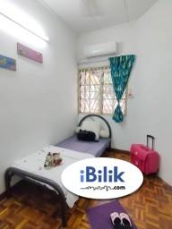 Room Rental in Selangor - Best Offer Room For Rent at jalan Tempua, Bandar Puchong Jaya with High Speed WIFI