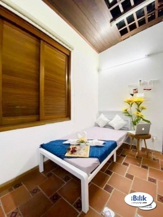 Zero Deposit Rental. Middle Room Bandar Puteri Puchong