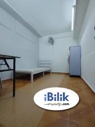 Room Rental in Kuala Lumpur - Middle Room at Taman Desa Aman, Cheras