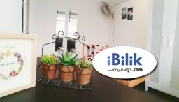 Room Rental in  - Comfort NO DEPOSIT- SINGLE ROOM IN SS15 SUBANG JAYA!