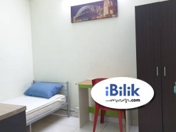 Room Rental in  - Fully Furnish Small Room for rent @ Bandar Utama
