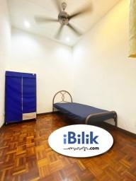 Room Rental in  - For Rent  NO Deposit ! Small Room at SS7- Kelana Jaya- Petaling Jaya Near Paradigm Mall / UNITAR College