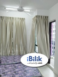 Room Rental in Melaka - Middle Room at The Heights Residence @ Taman Muzaffar Heights, Ayer Keroh