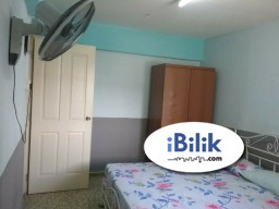Room Rental in  - Master room at 225 serangoon avenue 4 for rent! Aircon wifi!
