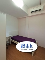 Room Rental in Selangor - convenience 1 Month Deposit~ Can be Walking distance LRT SS15!