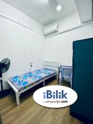 Room Rental in Petaling Jaya - 1 MONTH DEPOSIT !! Walking distance LRT Kelana Jaya