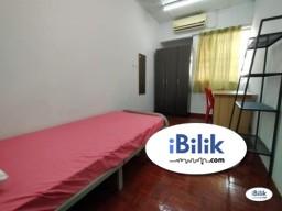 Room Rental in Kuala Lumpur - Zero Deposit. Room for rent at Taman Connaught, Cheras. Newly Refurbished Unit