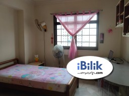 Room Rental in  - Common room at 6 lorong 7 toa payoh for rent! Aircon wifi!