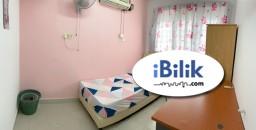 Room Rental in  - comfy NO DEPOSIT .. FEMALE UNIT SINGLE BEDROOM IN SS15 SUBANG JAYA