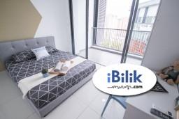 Room Rental in Kuala Lumpur - 【NEw Renovated Units🔥】Balcony Room at Riana South Residences, Taman Connaught, Cheras