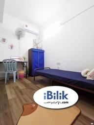 Room Rental in Petaling Jaya - Available now 1 Month Deposit% SIngle Room at SS4, Kelana Jaya