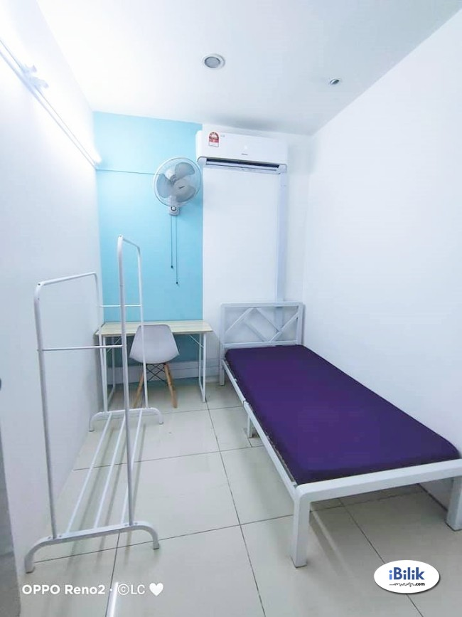Cozy 1 Month Deposit Only~ Room for rent Kota Damansara PJ