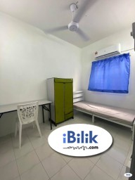 Room Rental in Malaysia - 🔥LOW DEPO🔥✨DRIVE WITHIN 10MIN TO TOP GLOVE FACTORY, SETIA CITY MALL, KLANG SENTRAL✨ROOM FOR RENT IN SETIA ALAM AREA🏡