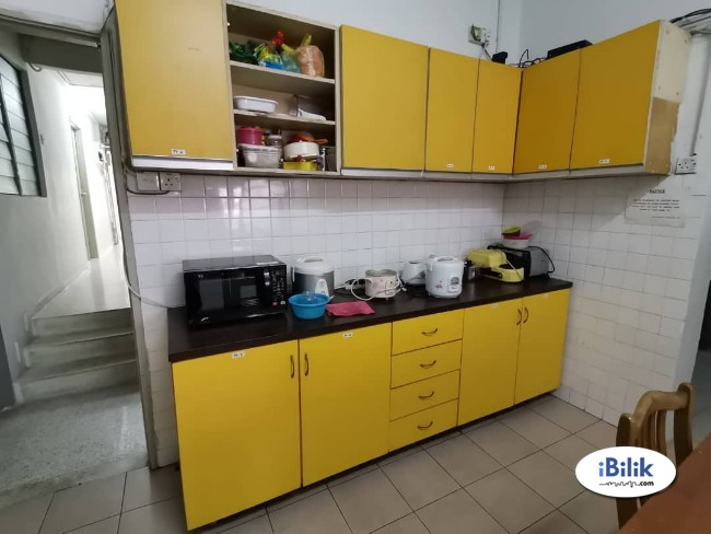 comfortable Zero Deposit % Medium Room For Rent at PJS 10, Bandar Sunway
