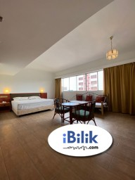 Room Rental in Kuala Lumpur - ✋STOP SCROLLING 🧨🧨🧨HOTEL TYPE MASTER ROOM 🧨🧨🧨 Cozy , Comfy & Spacious Room , WOW !!🎈 🛏PRIVATE ROOM & PRIVATE BATHROOM 🛁