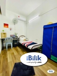 Room Rental in Kuala Lumpur - RENT Urgent Move In~ Walking distance taman mutiara mrt