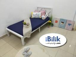 Room Rental in Selangor - Best Offer Zero Deposit !! Small Room Walking distance LRT SS18