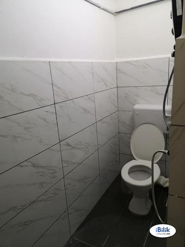 comfy Zero Deposit Offer ~ Single Room Alam Damai, Cheras