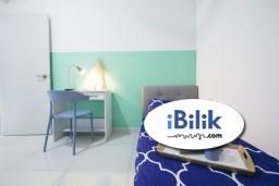 Room Rental in Kuala Lumpur - 【RM100 Deposit only🔥】Medium Room at Riana South Condo, Taman Connaught Cheras