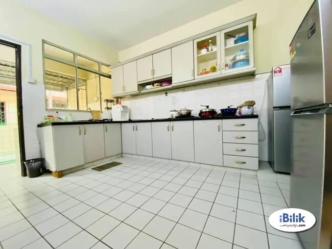 Small Room - Zero Deposit Packages - Mutiara Bukit Jalil (Walking Distance to LRT Station)