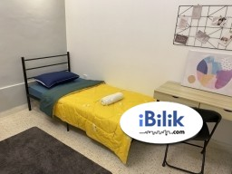 Room Rental in  - convenience ZERO DEPOSIT-LANDED SINGLE ROOM AT SS15 SUBANG JAYA