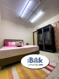 Room Rental in Petaling Jaya - No Deposit! Single Room in Taman Mayang, Kelana Jaya Near LRT Station 🚡