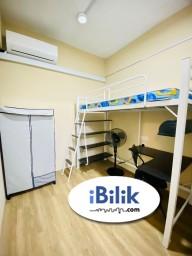 Room Rental in Petaling Jaya - ⭕ZERO DEPOSIT Single Room at SS4, Kelana Jaya ⭕Walking Distance to LRT Kelana Jaya ⭕Access to Sunway Mas Commercial Centre, Aman Suria, Paradigm Mall