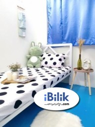 Room Rental in Subang Jaya - 0% Deposit ~ Small Room USJ 1, UEP Subang Jaya