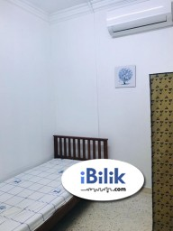 Room Rental in Selangor - comfy 1 Month Deposit ⚠️⚠️ Medium Room for rent 🚇🚇 Walking LRT SS18