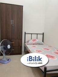 Room Rental in Malaysia - Sungai Besi LRT Station,  Lake Fields, TBS, Trillium Shop apartment Level 2