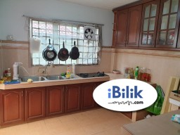 Room Rental in  - Single room with aircond for rent @BU11