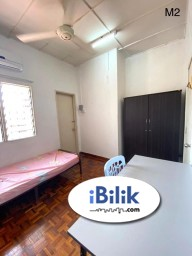 Room Rental in Petaling Jaya - 😍 Free 1 Month Rental 😍 Fully Furnished Middle Room, Walking distance to Thompson Hospital, High Speed Wifi, Utilities Included 📣📣