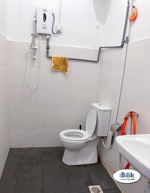 NO DEPOSIT- SINGLE ROOM IN SS15 SUBANG JAYA!