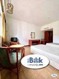 Room Rental in Kuala Lumpur - comfy Spacious Master Room at Chow Kit - ( Menara UOB - Menara Prestige - Menara TA One )