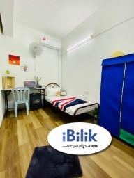 Room Rental in  - intimate 1 Month Deposit .. Taman Mutiara Barat can be walking to MRT