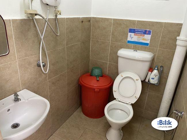 Available now ZERO DEPOSIT-LANDED SINGLE ROOM AT SS15 SUBANG JAYA
