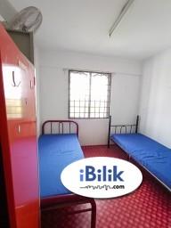 Room Rental in  - MUSLIMAH Apartment Harmoni Presint 9 Putrajaya